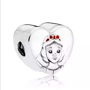 New Disney Snow White European 925 Charm Bead